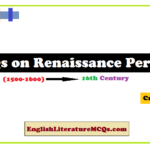 MCQs on Renaissance Period Objective Questions and Answers